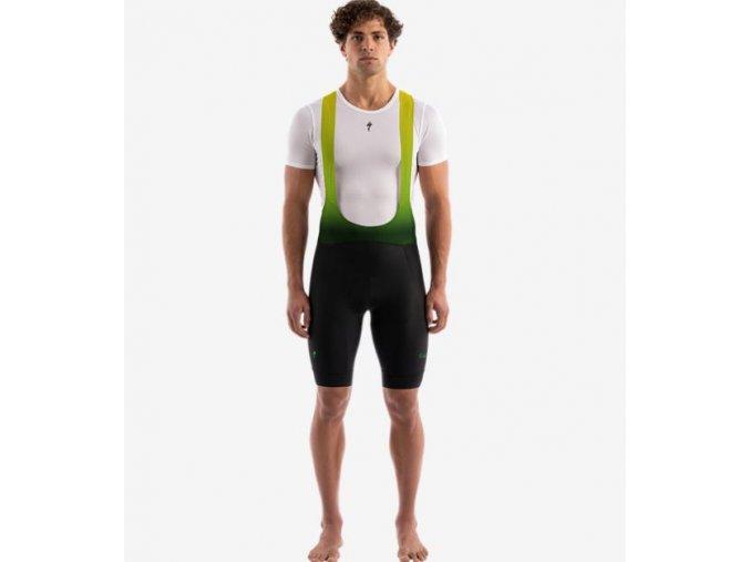 Specialized SL Bib Short Sagan Decon Blk/Green