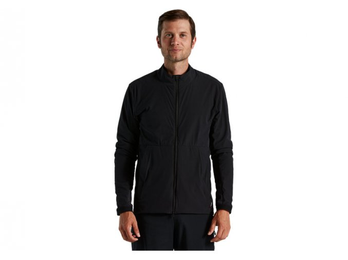 64421 940 APP TRAIL SERIES ALPHA JACKET MEN BLK M HERO PLP