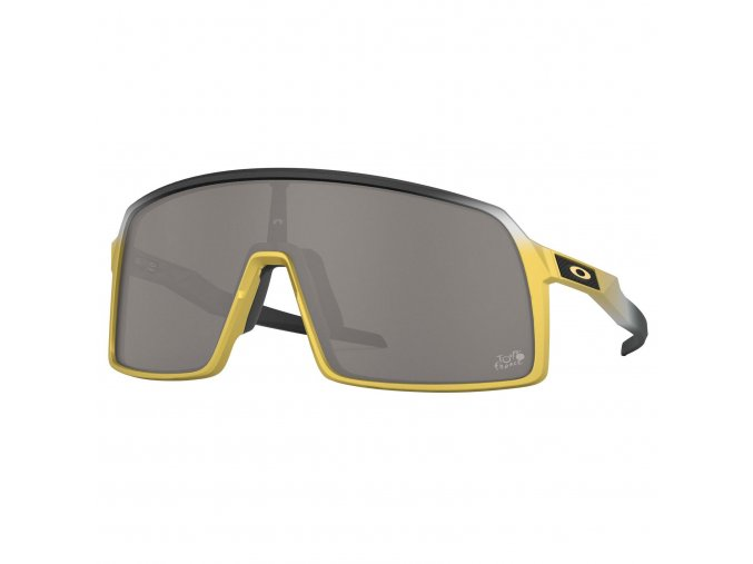 oakley sutro prizm road tourdefranceedition glasses trifectafade prizmblack 0oo94061837 1 848669