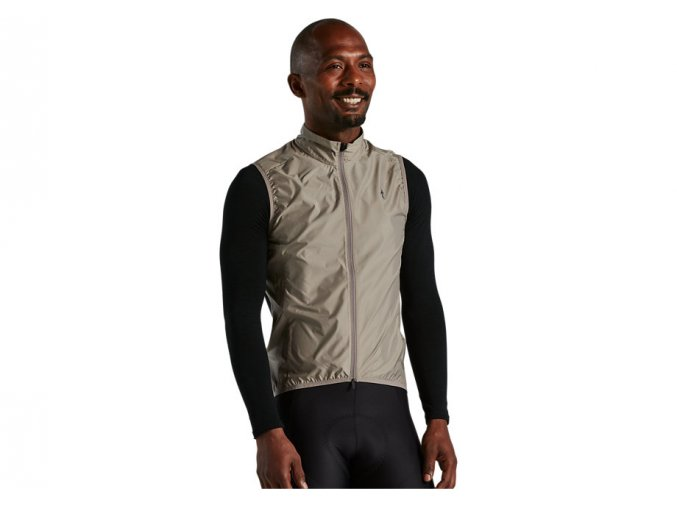 64421 201 APP RACE SERIES WIND GILET MEN TPE M HERO PLP
