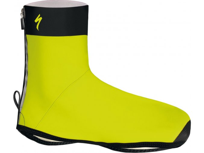 Specialized Deflect Shoe Cover Neon Yellow