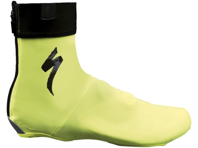 Specialized Shoe Cover S-Logo Neon Yellow