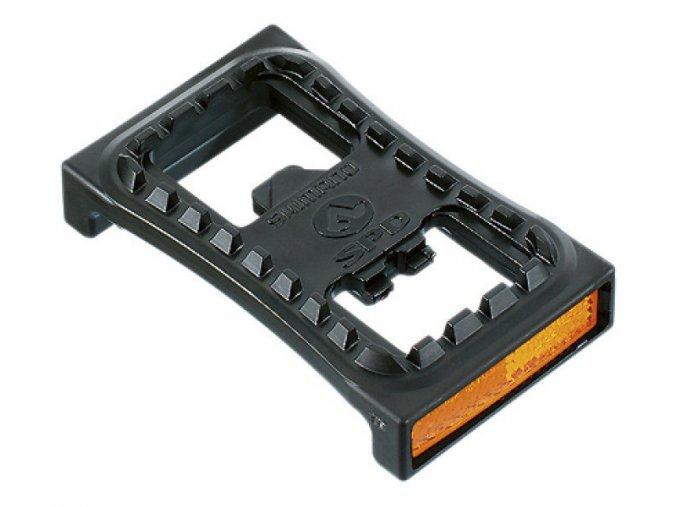 adapter pedalu odrazky shimano spd sm pd22 l