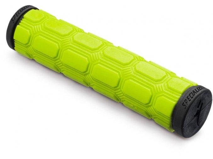 Specialized Enduro Grips  Hyper Green/Black