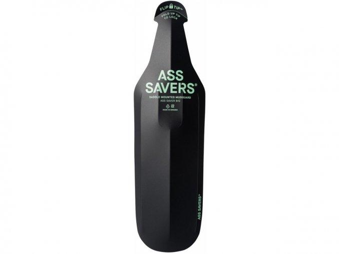 ASS SAVERS Big Mudguard black universal 60174 291872 1572005489