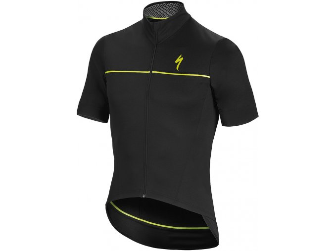 Specialized SL Elite Deflect Jersey Neon