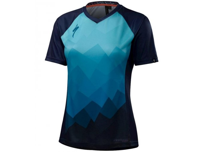 Specialized Andorra Comp Jersey Ss Wmn Tur