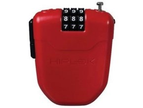 Hiplok FX Red
