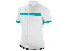 Specialized Rbx Sport Wmn Jersey Wht/Turq