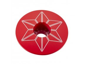 star capz powder coated red powder coated