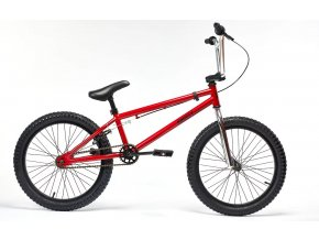 Krusty Bmx 33.0  Candy Red/Rocket Red