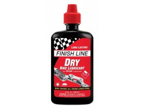 finish line dry lube