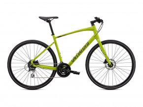 Specialized Sirrus 2.0 2021  Hyper Green/Black/Satin Black