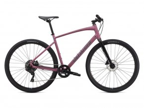 Specialized Sirrus X 3.0 2020  Dusty Lilac/Storm Grey/Satin Black Reflective