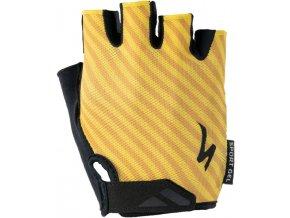 Specialized Bg Sport Gel Yellow