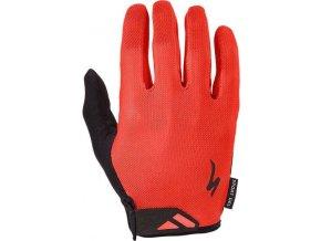 Specialized Bg Sport Gel Glove  Red