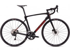 Specialized Roubaix Sport 2020  Gloss Carbon/Rocket Red/Black