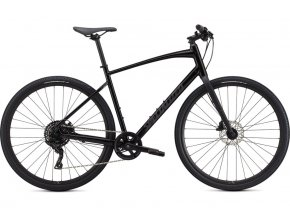 Specialized Sirrus X 2.0 2020  Black/Satin Charcoal Reflective