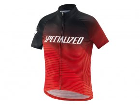 Specialized Rbx Comp Logo Team Youth Blk/Red