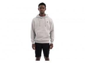 Specialized S-Logo Pull-Over Hoodie Grey