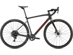 Specialized Diverge Carbon 2021  Gloss Smoke/Rdwood/Chrome/Clean