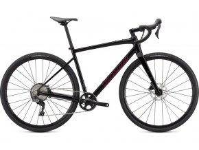 Specialized Diverge Comp E5 2021  Gloss Tarmac Black/Satin Maroon/Chrome/Clean