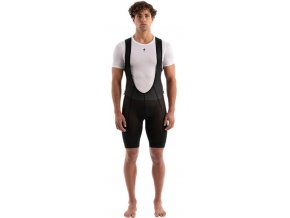 64220 570 APP ULTRALIGHT LINER BIB SHORT W SWAT MEN BLK M HERO