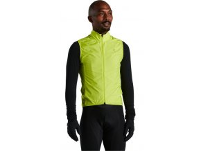 64421 210 APP RACE SERIES WIND GILET MEN HYPERVIZ M HERO PLP
