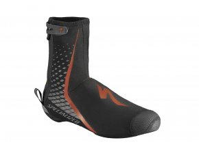 Specialized Deflect Pro Shoe Covers Black/Red