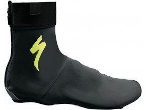 Specialized Shoe Covers Black/Neon Yellow