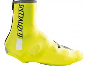 Specialized Shoe Covers Neon Yellow