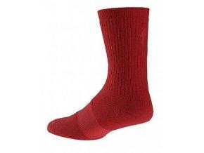 Specialized Winter Wool Socks Red