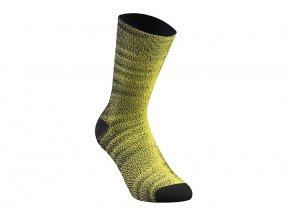 Specialized Faze Socks Yellow/Black