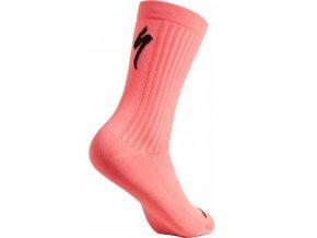 Specialized Hydrogen Aero Tall Socks Orange