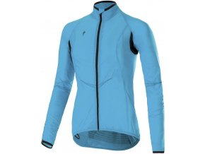 Specialized Deflect Comp Wmn Jacket Neon Blue