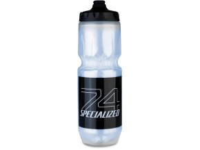Specialized Purist Insulated Fixy - Translucent/Black