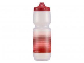 Specialized Purist Fixy Clear/Red Linear Stripe