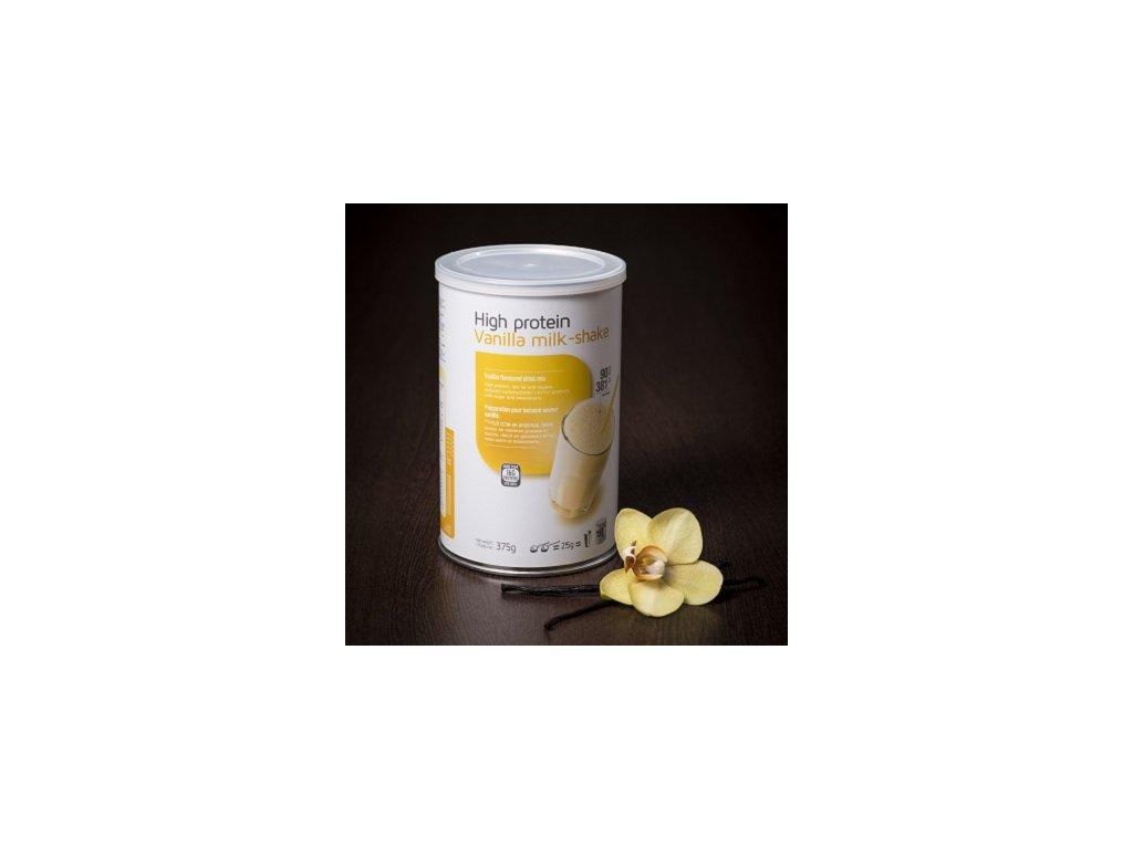 Vanilkový milkshake 375g