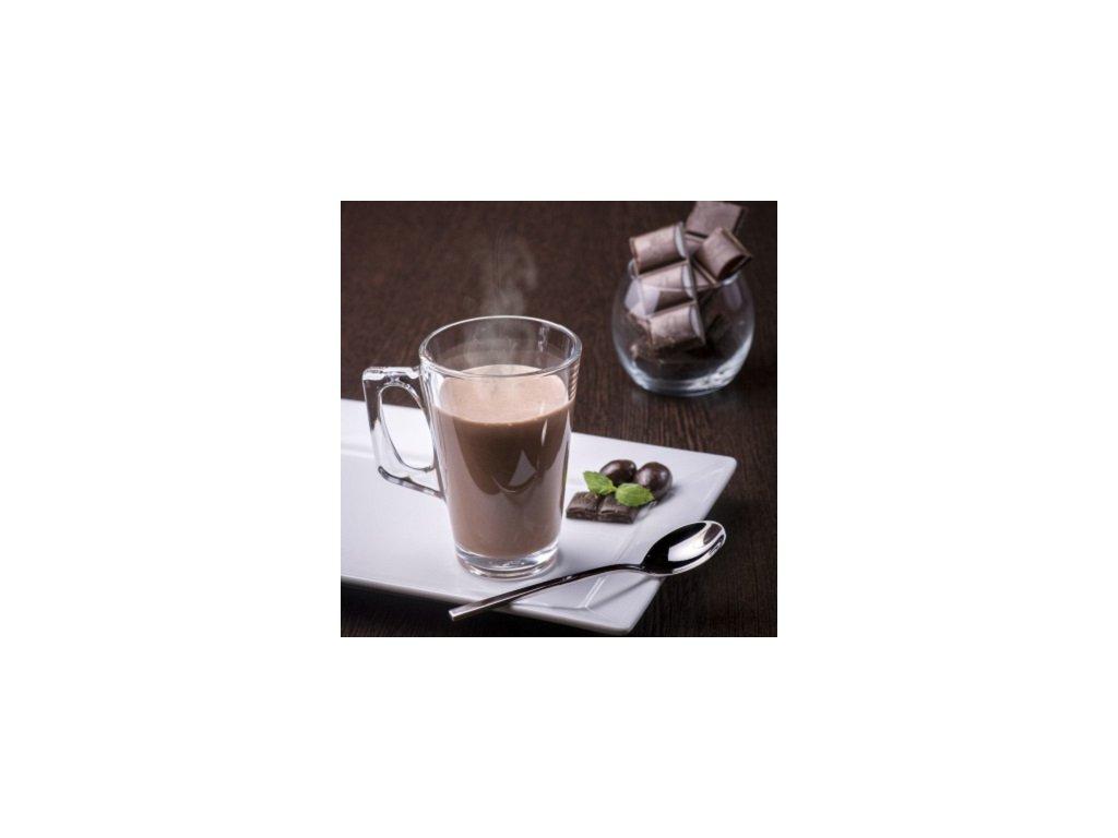 Horúca mliečna čokoláda
