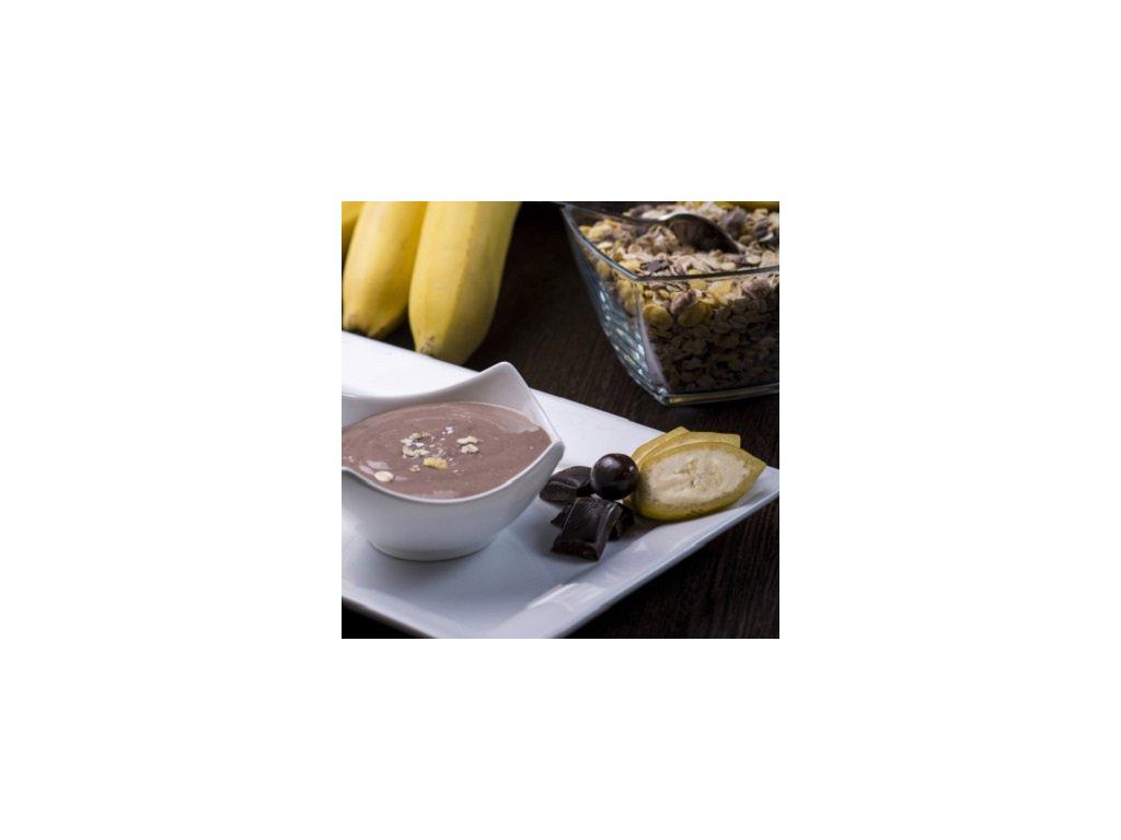 Banánovo čokoládové cereálie