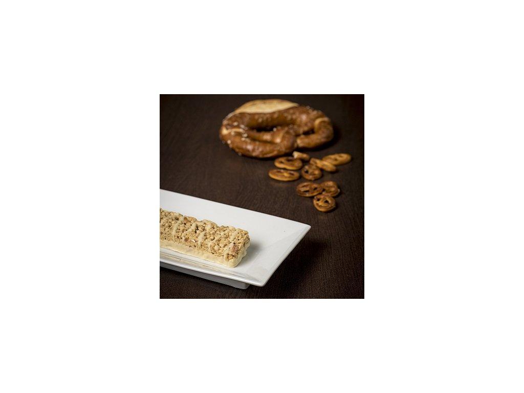Tyčinka slaný karamel