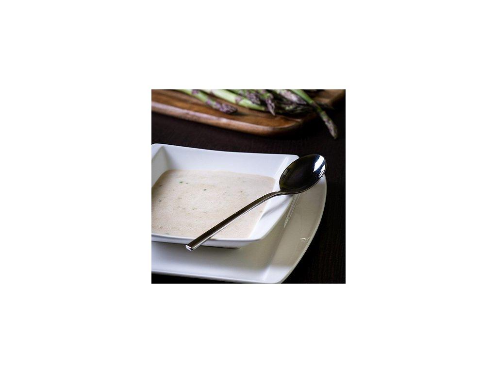 sparglova polievka