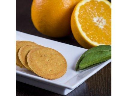 Sušienky s príchuťou pomaranča