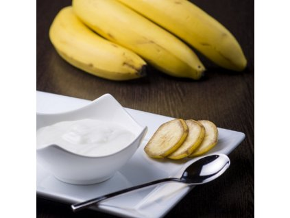 bananovy puding
