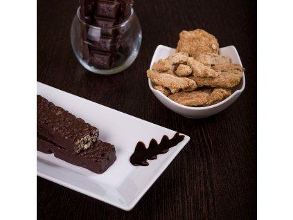 cokoladovo sojova tycinka
