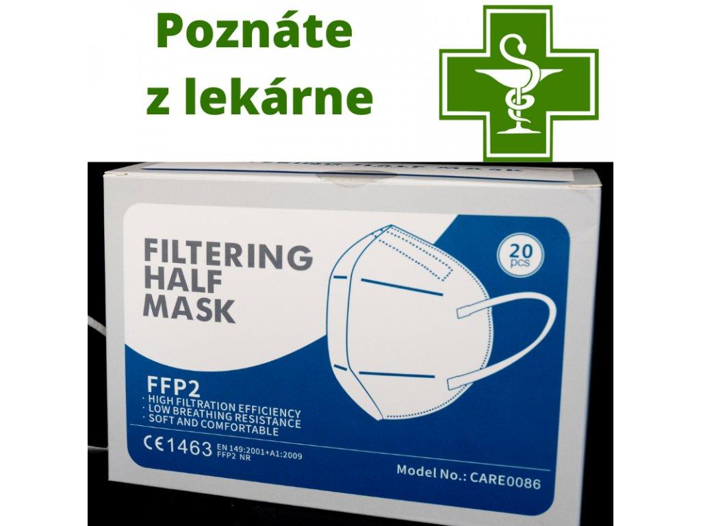 Certifikovaný FFP2 respirátor (8)
