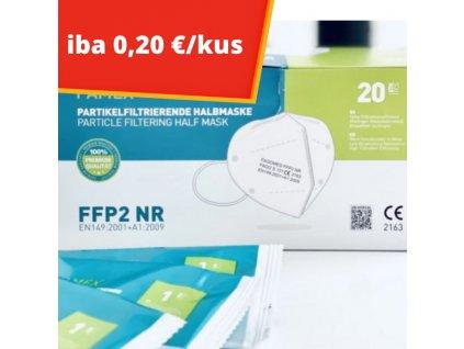 Certifikovaný FFP2 respirátor (9)