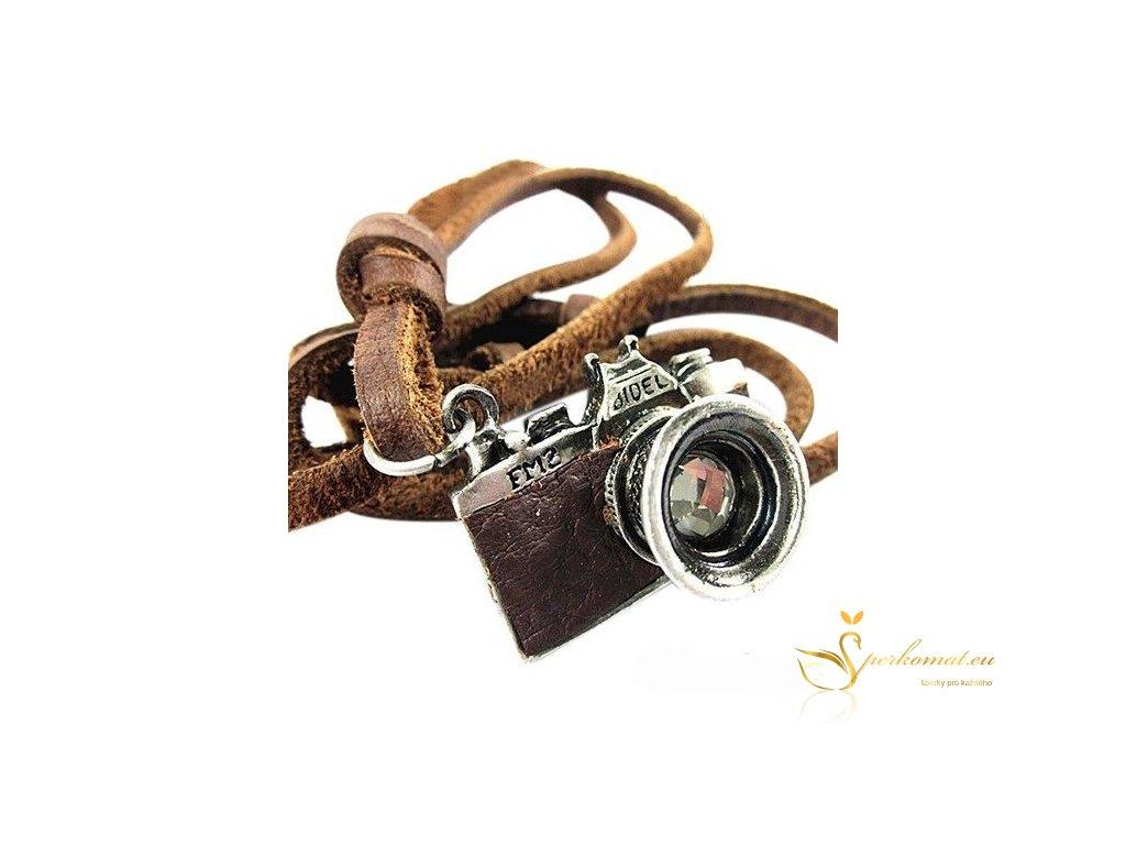 Nádherný přívěšek fotoaparát
