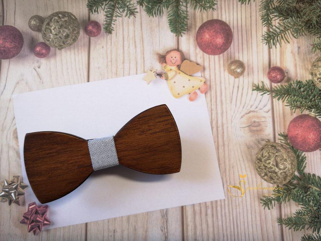 Dřevěný motýlek pro děti 1