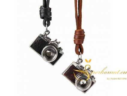 Retro kamera nejen pro muže